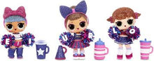 Load image into Gallery viewer, L.O.L. Surprise! All-Star B.B.s Sports Series 2 Cheer Team Sparkly Dolls with 8 Surprises