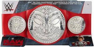 WWE Raw Tag Team Championship Title Belt with Authentic Details