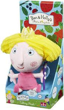 Load image into Gallery viewer, Ben & Holly's Little Kingdom 18cm Talking Collectable Plush - Princess Holly