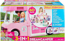 Load image into Gallery viewer, Barbie 3-in-1 DreamCamper