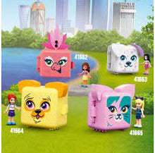 Load image into Gallery viewer, LEGO Andrea's Bunny Cube Set 41666
