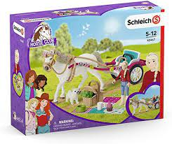 Schleich Horse Club Small Carriage for the Big Horse Show (42467)