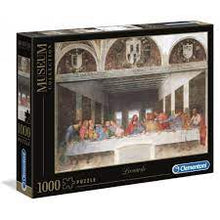 Load image into Gallery viewer, Musuem Collection 1000 Puzzle - Leonardo - The Last Supper