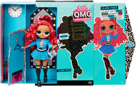 LOL Surprise! Class Prez Fashion Doll with 20 Surprises