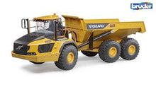 Load image into Gallery viewer, Bruder 1:16 Volvo A605 Dumper Truck