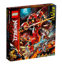 Load image into Gallery viewer, LEGO 71720 Fire Stone Mech