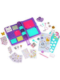 Funlockets Secret Diary closed box