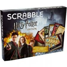 MATTEL SCRABBLE HARRY POTTER