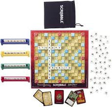 Load image into Gallery viewer, MATTEL SCRABBLE HARRY POTTER