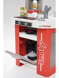 Smoby Tefal Kitchen Studio [RED]