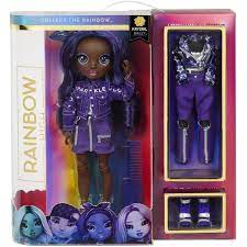 Rainbow High Fashion Doll Krystal Bailey