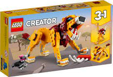 Load image into Gallery viewer, LEGO CreatorLEGO 31112 Wild Lion