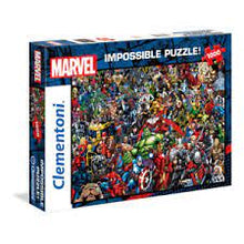Load image into Gallery viewer, Disney Marvel Impossible 1000 Pieces Puzzle