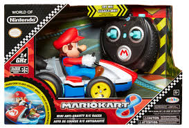 NINTENDO MARIO KART MINI REMOTE CONTROL CAR