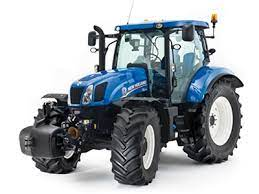 New Holland T6 Tractor with Trailer Play Set