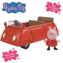 Load image into Gallery viewer, Peppa Pig Family Car