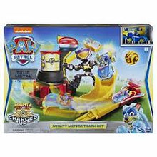 Load image into Gallery viewer, Paw Patrol Mighty Meteor Track Set