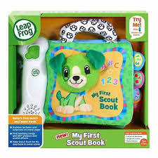 LeapFrog My First Book (Scout)