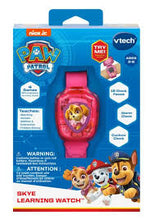 Load image into Gallery viewer, VTech PAW Patrol Syke Learning Watch
