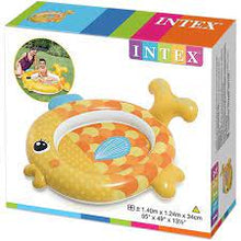 Load image into Gallery viewer, Intex Friendly Goldfish Baby Pool