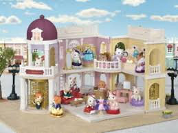 Sylvanian Families Sylvanian Grand Department Store Gift Set
