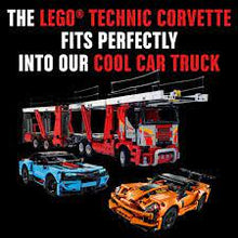 Load image into Gallery viewer, LEGO Technic 42098 Car Transporter