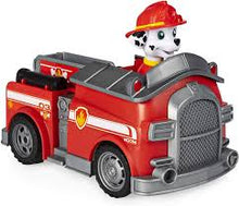 Load image into Gallery viewer, Spin Master Paw Patrol Marshall Remote Control Fire Truck