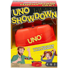 UNO Showdown Card Game