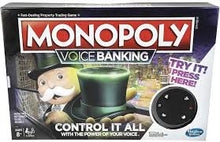 Load image into Gallery viewer, MONOPOLY VOICE BANKING