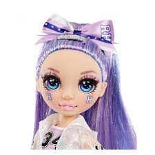 Rainbow High Cheer Pop - Violet Willow