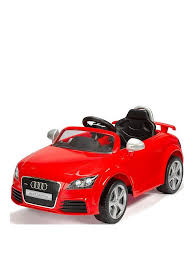 Audi 6V Electric Ride On - Red