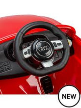 Load image into Gallery viewer, Audi 6V Electric Ride On - Red