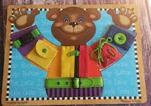 Load image into Gallery viewer, Melissa & Doug        Basic Skills Puzzle Board