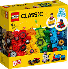 Bricks and Wheels (11014)