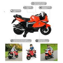 Load image into Gallery viewer, BMW Licensed BMW Bike Electric Ride On - 12v