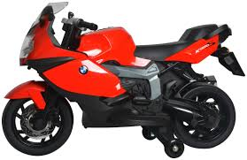 BMW Licensed BMW Bike Electric Ride On - 12v