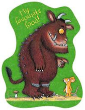 Load image into Gallery viewer, Ravensburger Gruffalo Large 4 Shaped Jigsaw Puzzle
