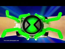Load and play video in Gallery viewer, Ben 10 Omnitrix Creator
