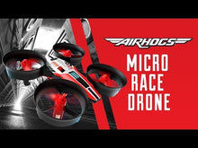"Load and play video in Gallery viewer, Spin Master 6037691– Air Hogs –""Micro Race Drone"""