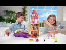 Load and play video in Gallery viewer, Ben & Holly's Little Kingdom Thistle Castle Playset