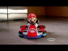 Load and play video in Gallery viewer, NINTENDO MARIO KART MINI REMOTE CONTROL CAR