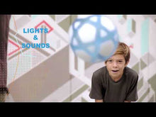 Load and play video in Gallery viewer, SMART BALL FOOTBALL BALL WITH LIGHT AND COUNTER