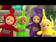 Load and play video in Gallery viewer, Teletubbies Lullaby Laa-Laa Soft Toy