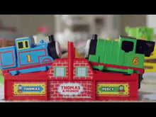 Load and play video in Gallery viewer, Thomas & Friends Big Loader & Sodor Island Train Set