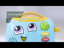 Load and play video in Gallery viewer, Leapfrog Yum-2-3 Toaster