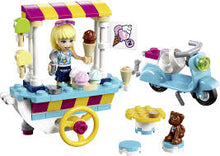Load image into Gallery viewer, 41389  Lego friends, ice cream cart.
