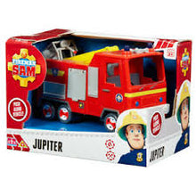 Load image into Gallery viewer, Fireman Sam Jupiter Vehicle
