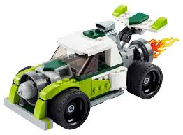 Lego. Rocket Rally Truck