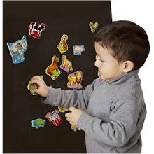 Load image into Gallery viewer, Melissa and Doug Wooden Animal Magnets