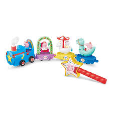 Peppa Pig Magical Parade Magic Wand Floats Figures